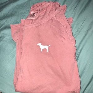 Pink oversized Long sleeve